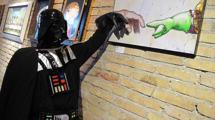 Novità! Festa a tema Star Wars!