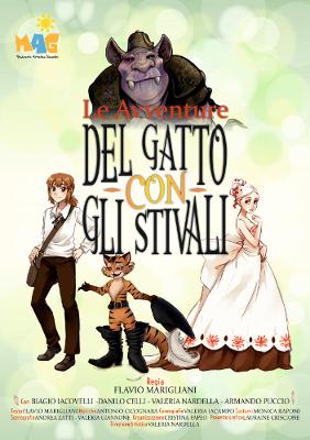 Il Gatto con gli Stivali a teatro!