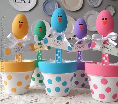 Idee per una Pasqua creativa